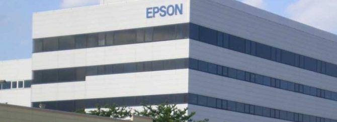 تاریخچه شرکت اپسون در یک نگاه