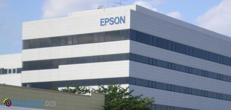 تاریخچه شرکت اپسون