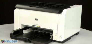 ویدیو/ نحوه نصب کارتریج پرینتر HP CP1025