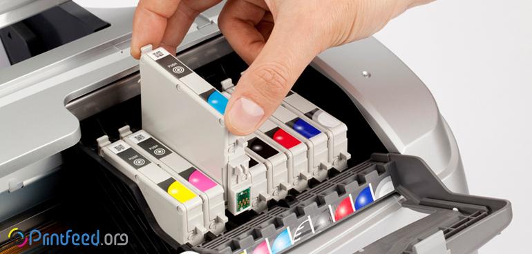 راهکاری برای تعمیر کارتریج معیوب در پرینترهای جوهری