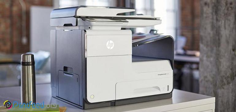 جابجایی کارتریج پرینتر لیزری رنگی HP 477