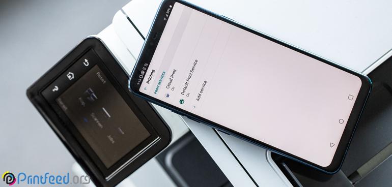 ۵ اپلیکیشن کاربردی پرینت با گوشی اندروید
