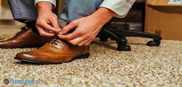 ماندگاری ویروس کرونا روی کفش