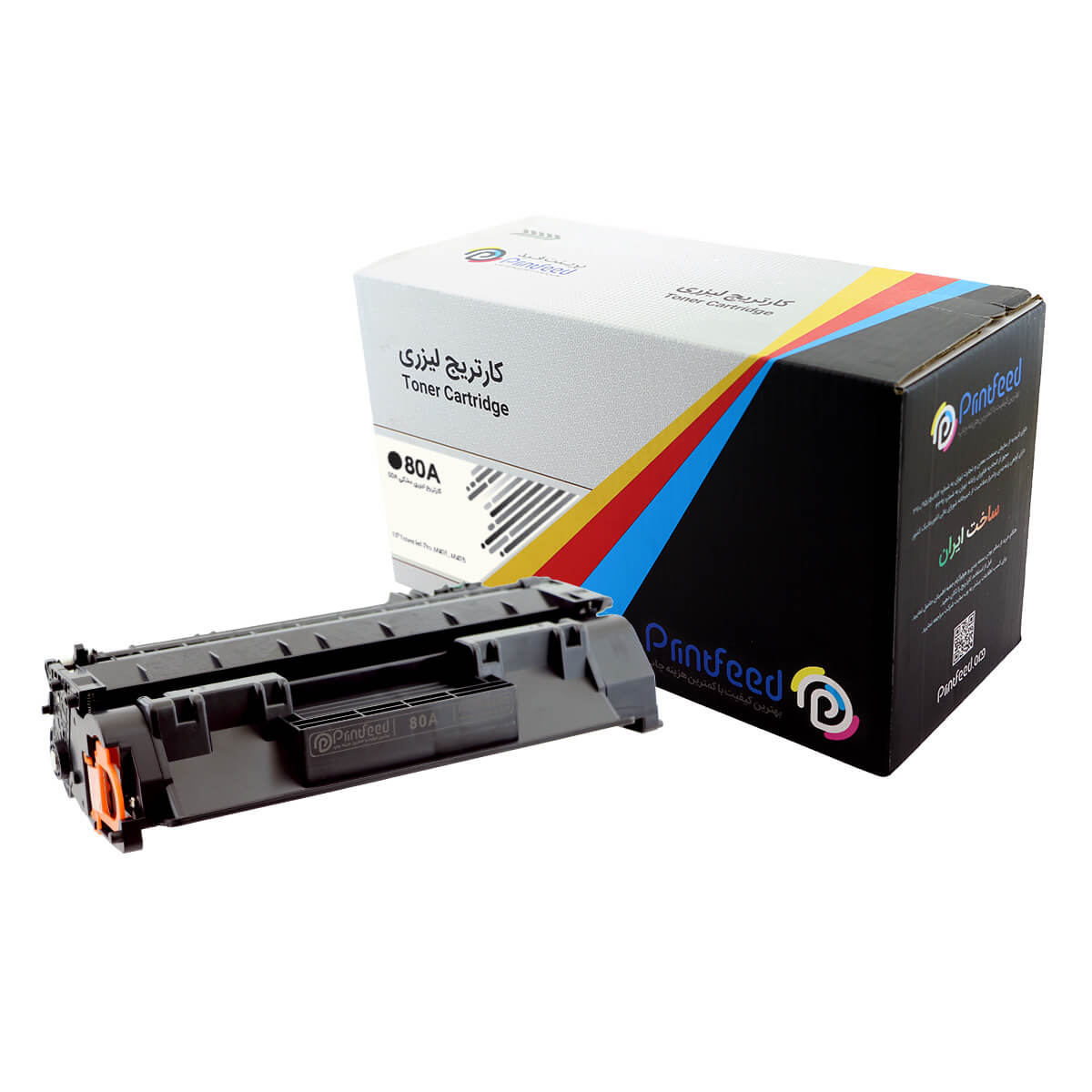HP laserjet 80A Black  compatible Cartridge