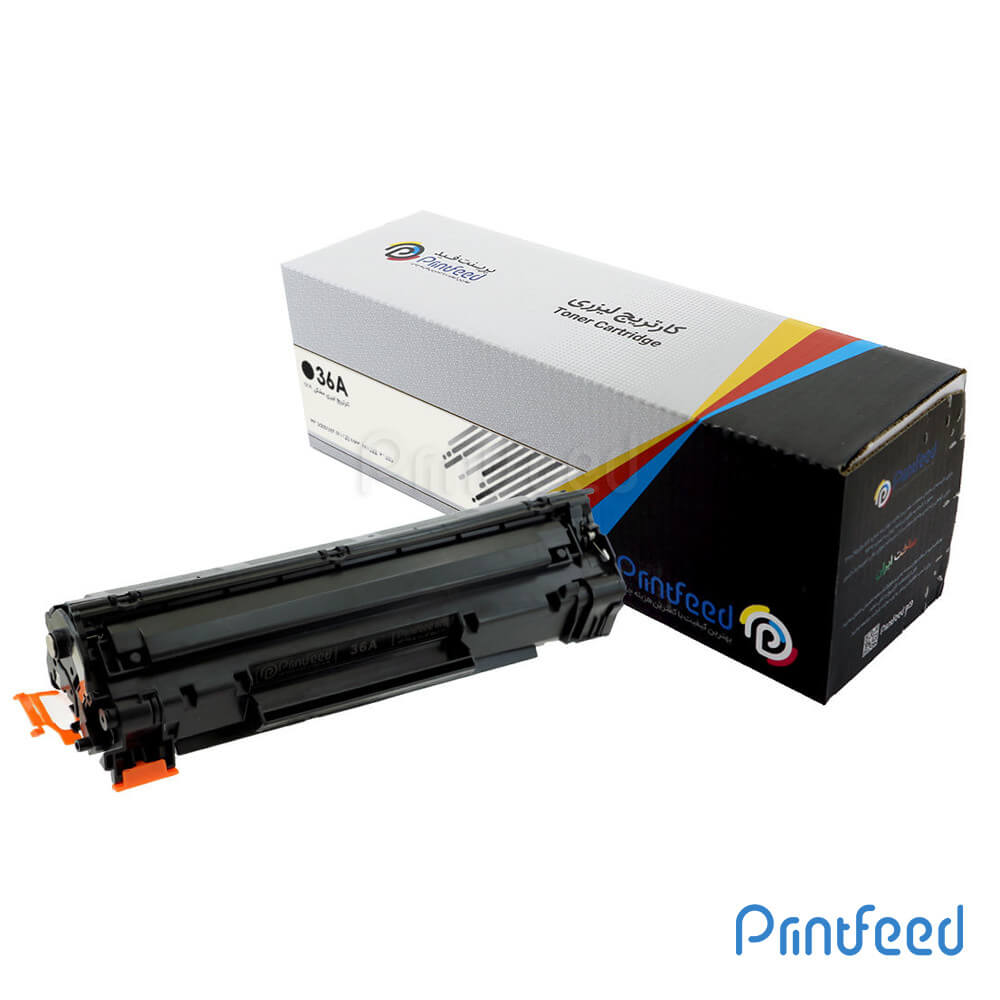 HP laserjet 36A Laser Black compatible cartridge