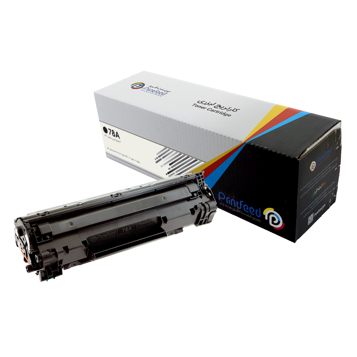 HP Laserjet 78A Black compatible cartridge