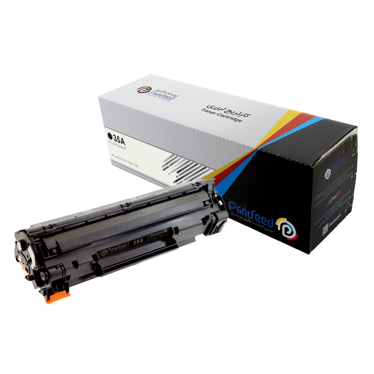 HP Laserjet 35A Black compatible cartridge