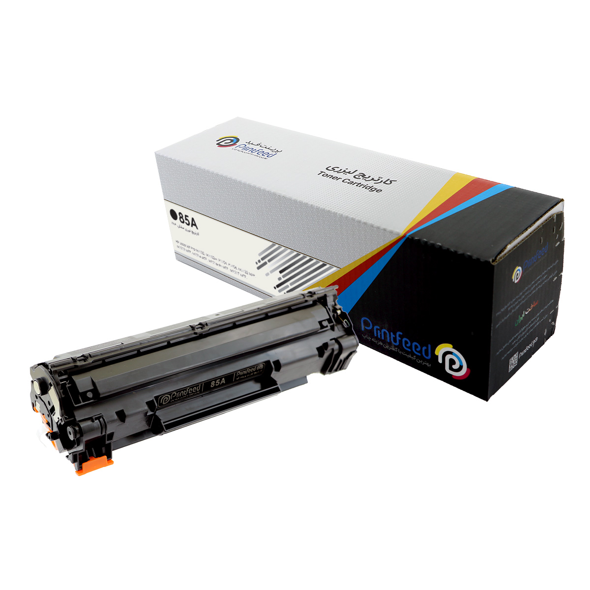 HP Laserjet 85A Black compatible cartridge