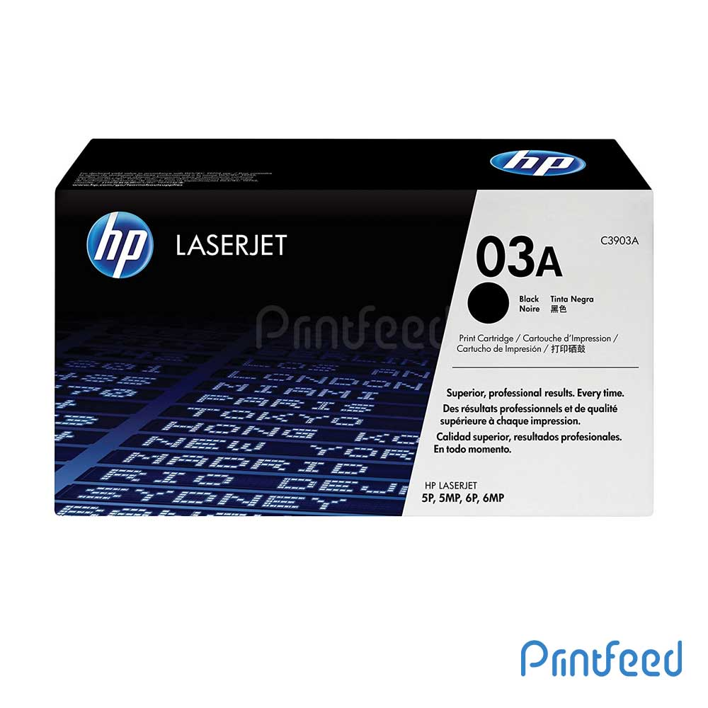 HP Laserjet 03A Black cartridge