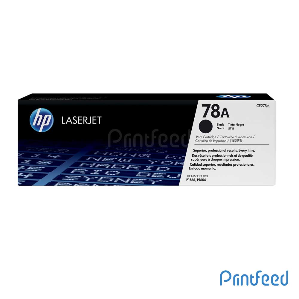 HP Laserjet 78A Black cartridge