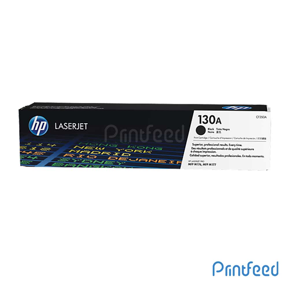 HP 130A Laserjet Black Cartridge