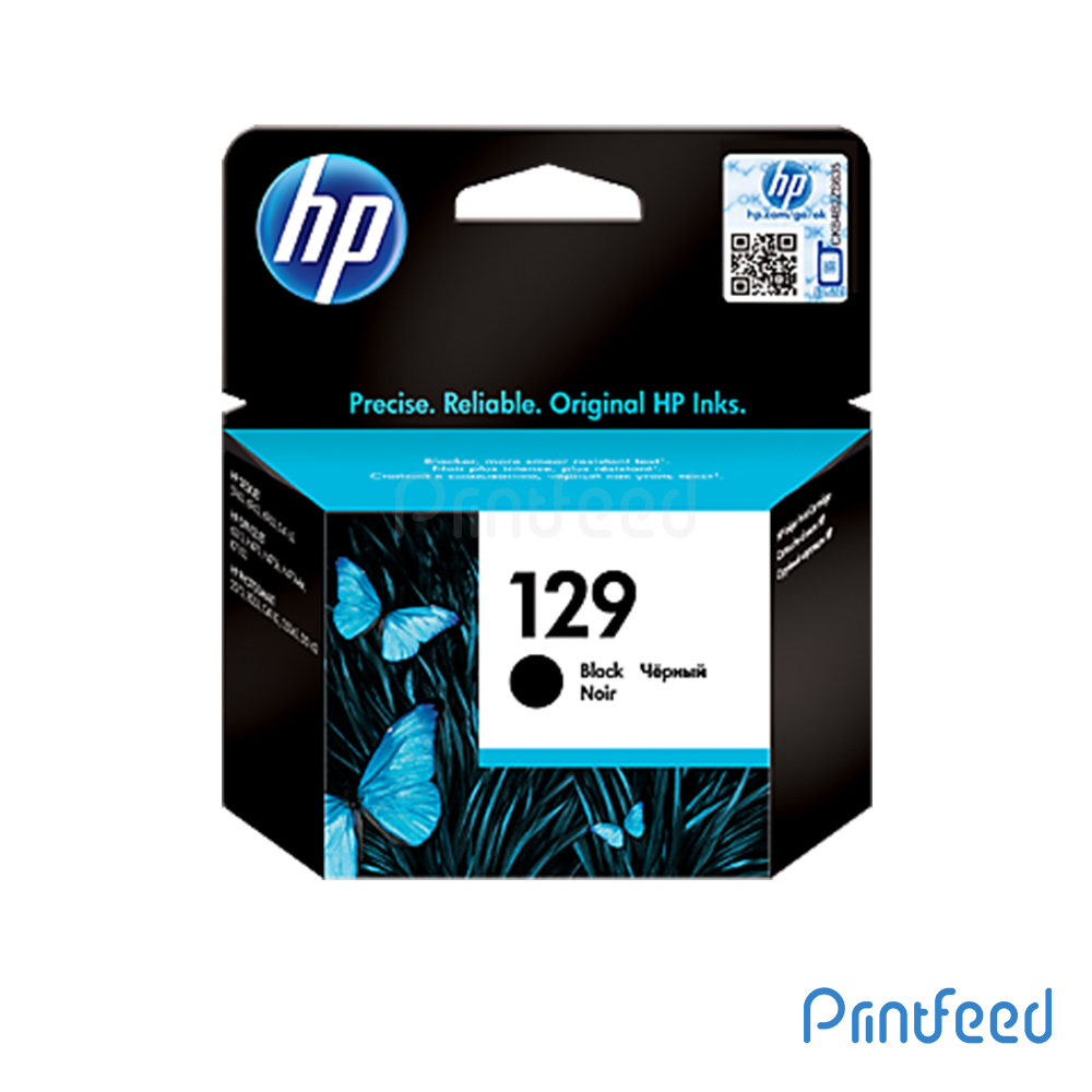 HP 129 Black Inkjet Print Cartridges