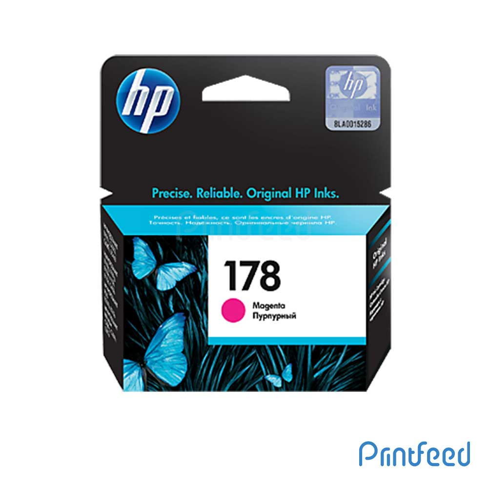 HP 178 Magenta Inkjet Print Cartridge