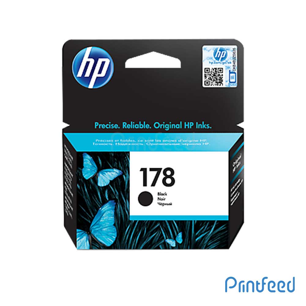HP 178 Photo Black Inkjet Print Cartridge