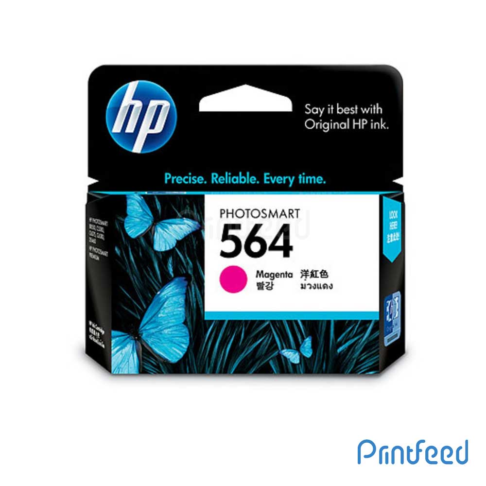 HP 564 Magenta Inkjet Print Cartridge