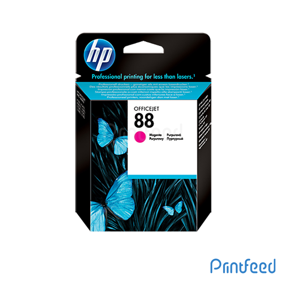 HP 88 Magenta Original Ink Cartridge