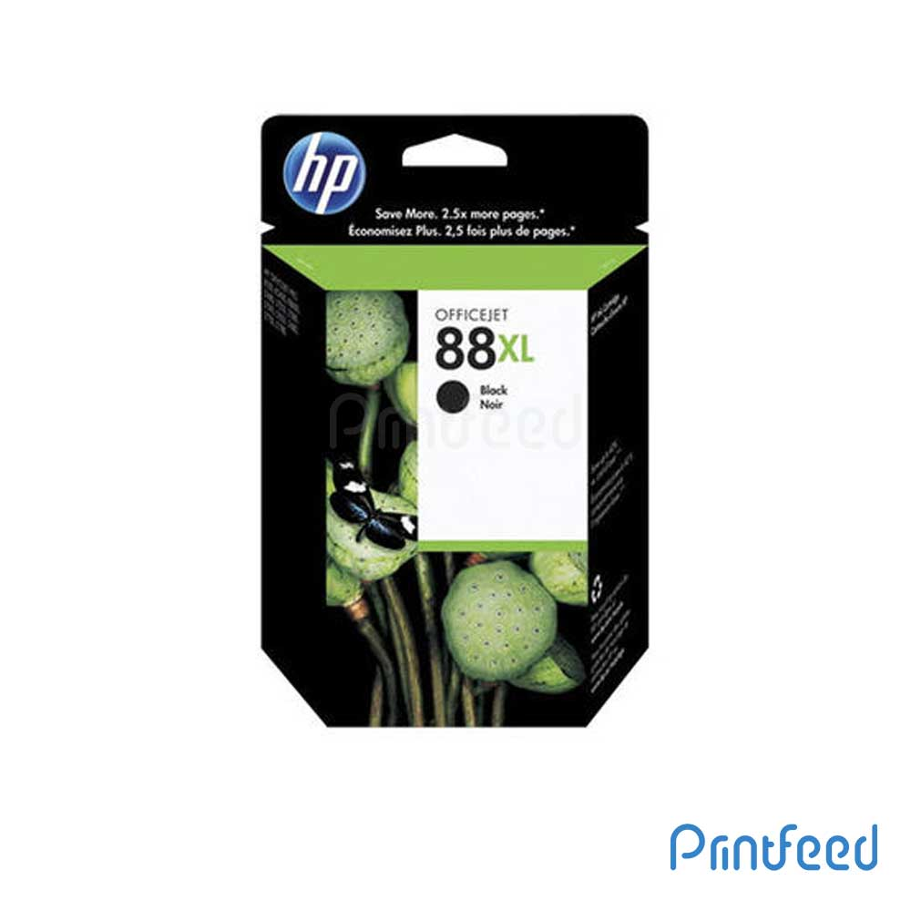 HP 88XL Large Black Ink Cartridge