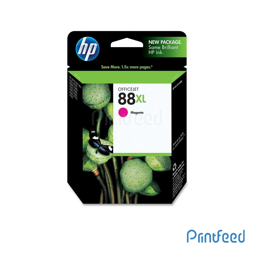 HP 88XL Magenta Inkjet Print Cartridge