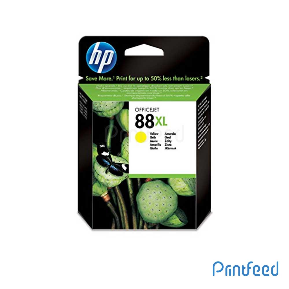 HP 88XL Yellow Inkjet Print Cartridge