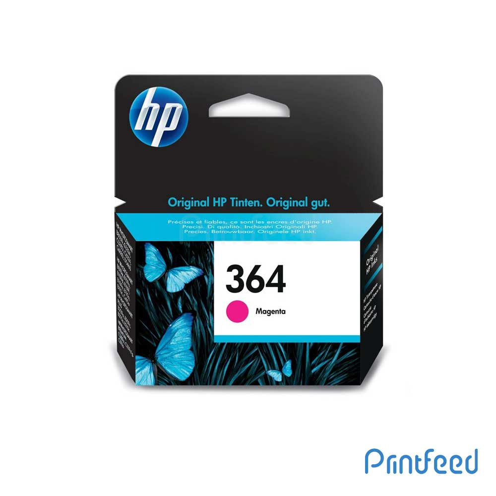 HP 364 Magenta Inkjet Print Cartridge
