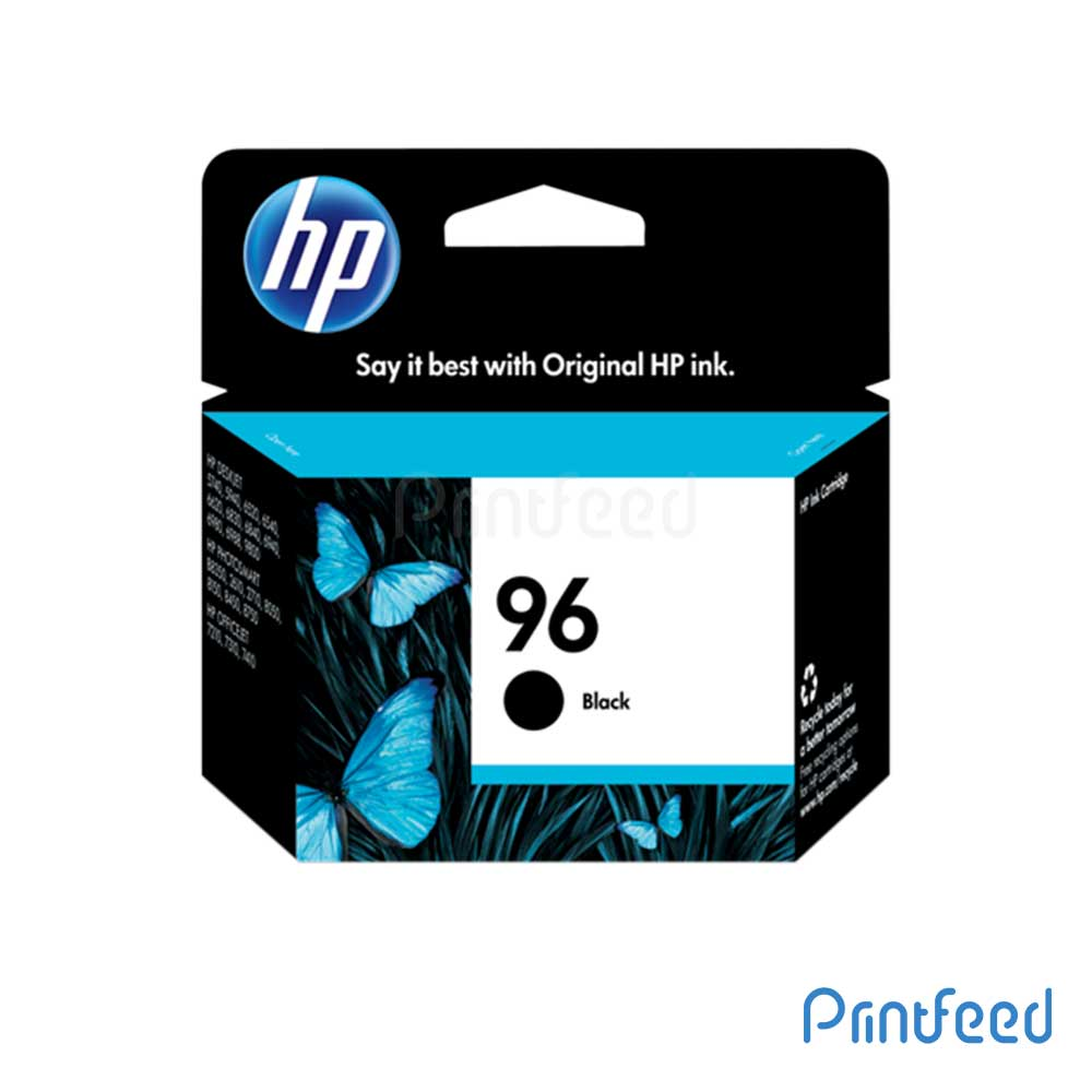 HP 96 Black Inkjet Print Cartridge