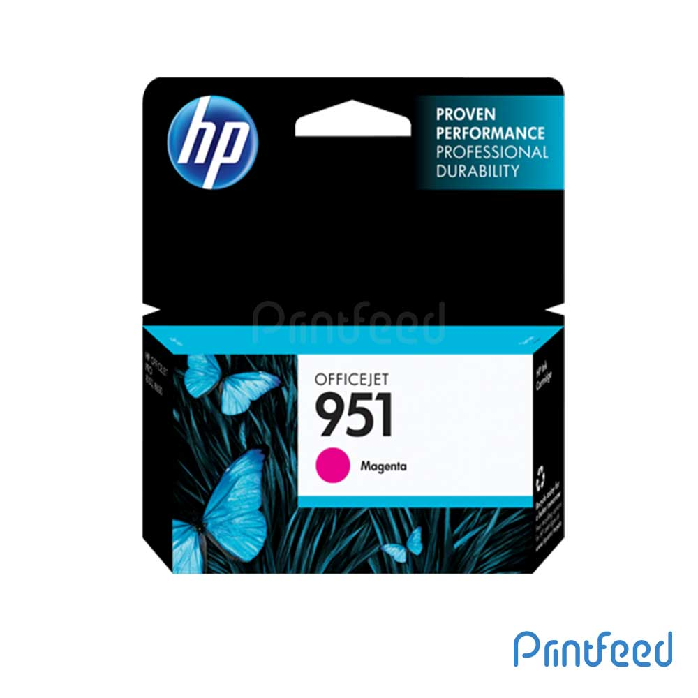 HP 951 Magenta Inkjet Cartridge