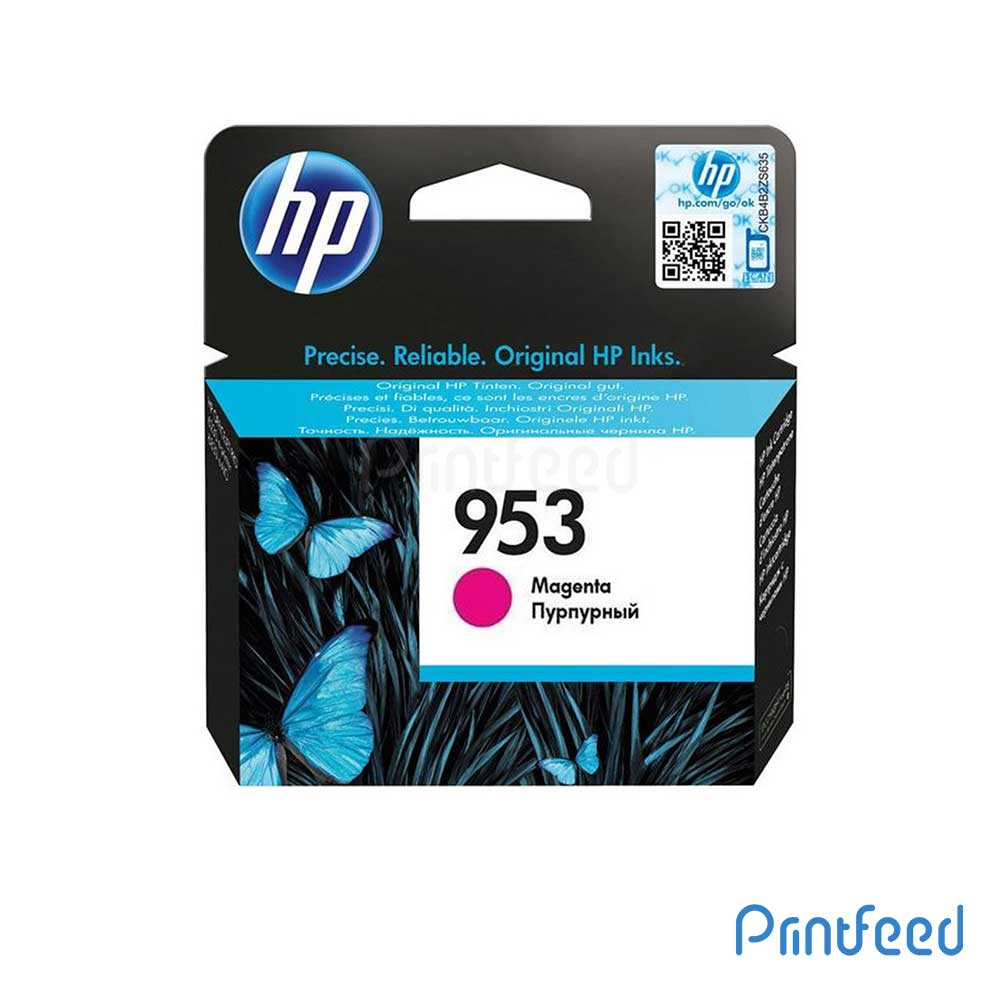 HP 953 Magenta Ink Cartridge
