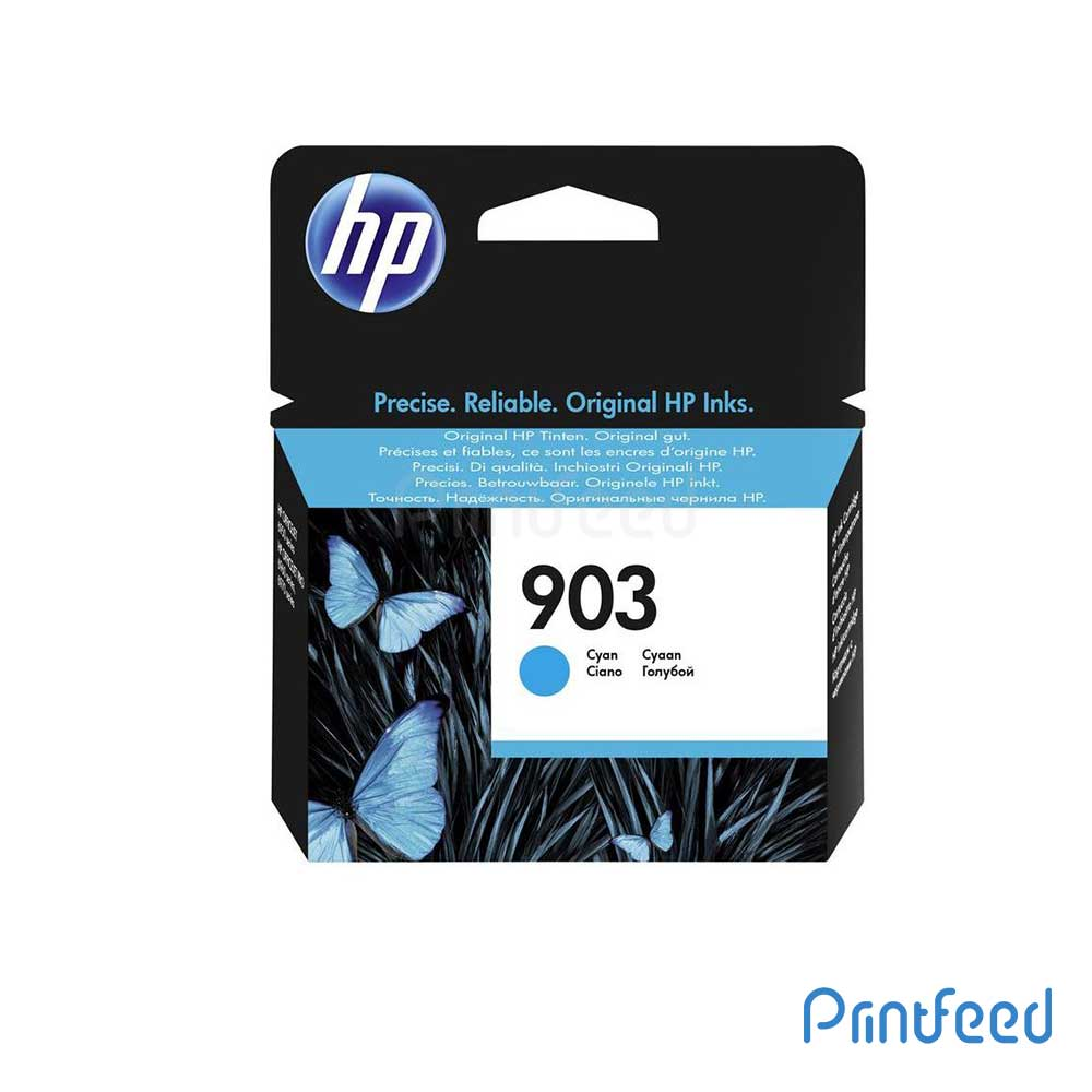 HP 903 Cyan Ink Cartridge