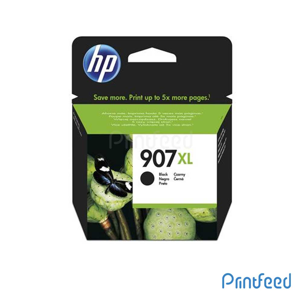 HP 907XL Black Ink Cartridge