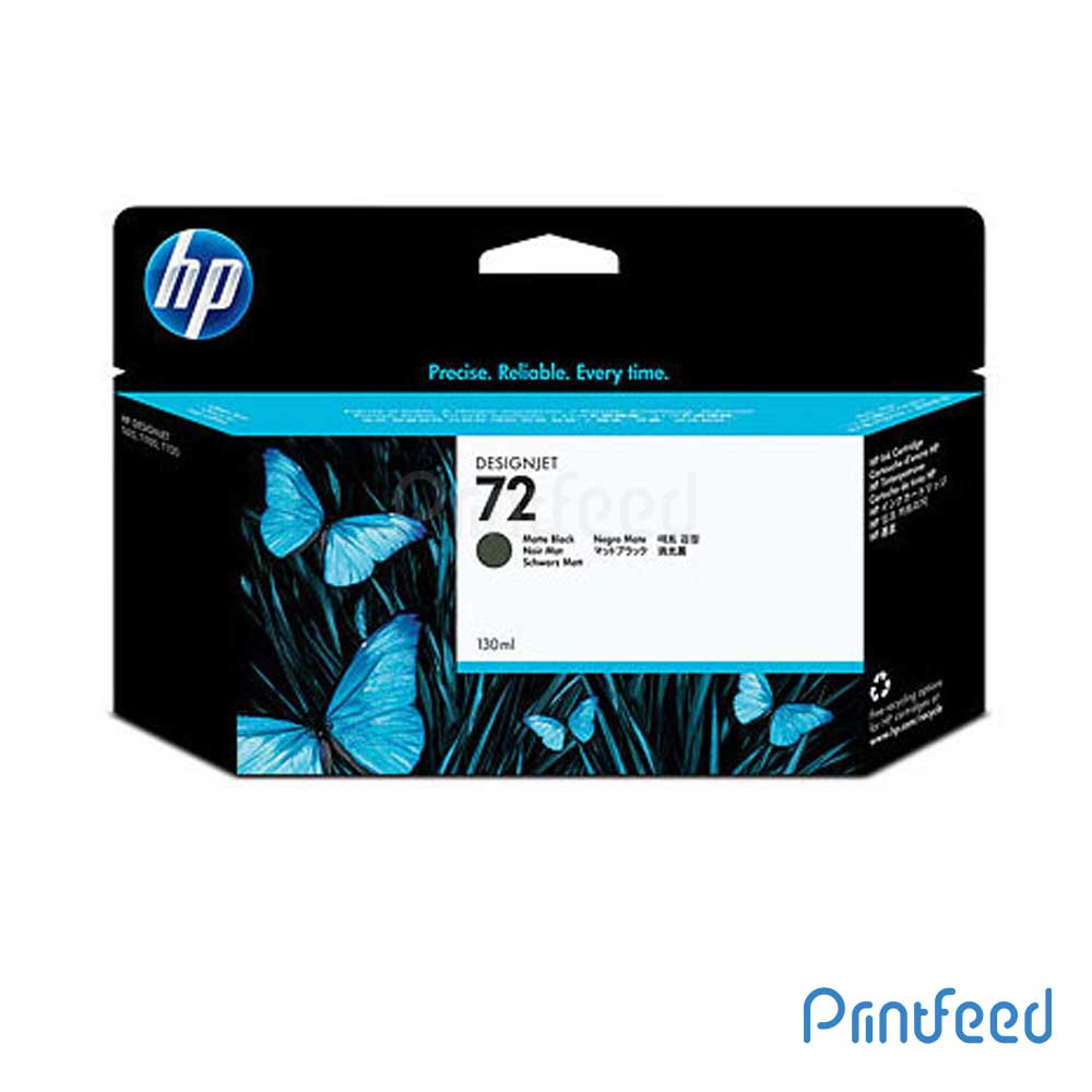 HP 72 40 ml Matte Black Inkjet Print Cartridge