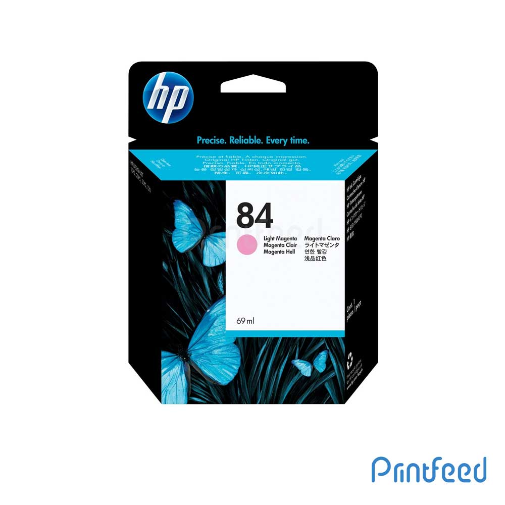 HP 84 69 ml Light Magenta Inkjet Print Cartridge