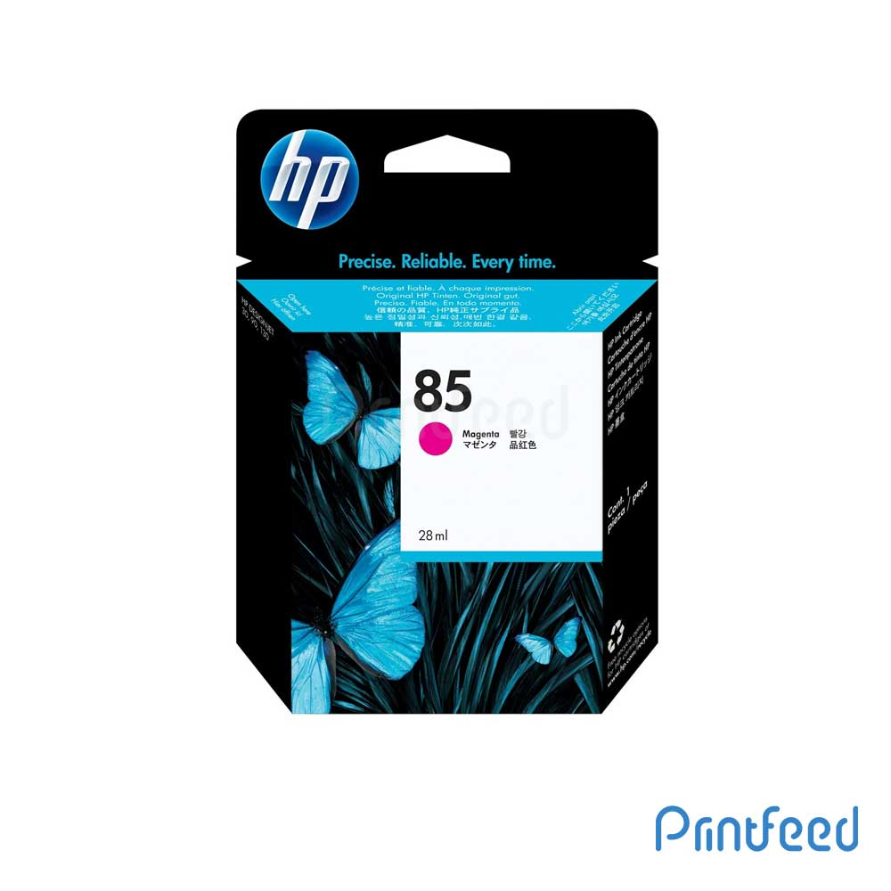 HP 85 28 ml Magenta Inkjet Print Cartridge