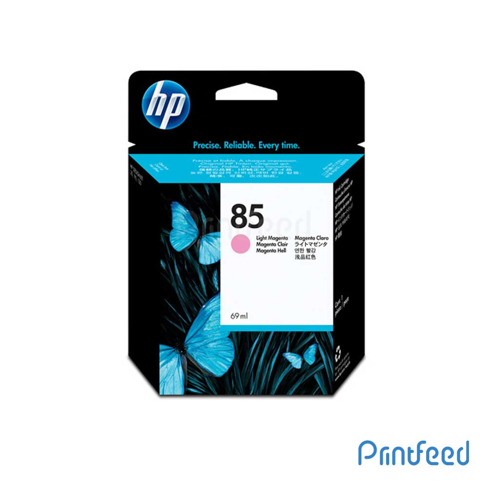 HP 85 69 ml Light Magenta Inkjet Print Cartridge