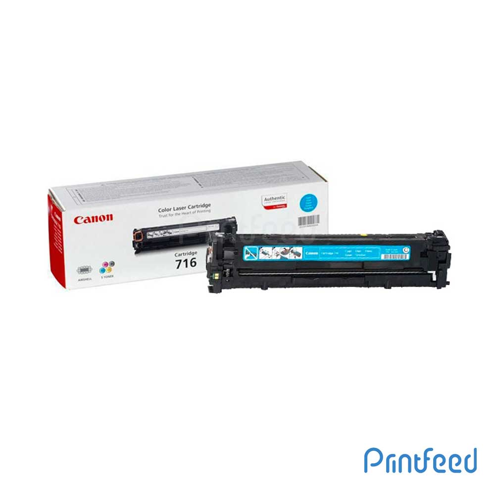 Canon 716 Cyan Color Toner Cartridge