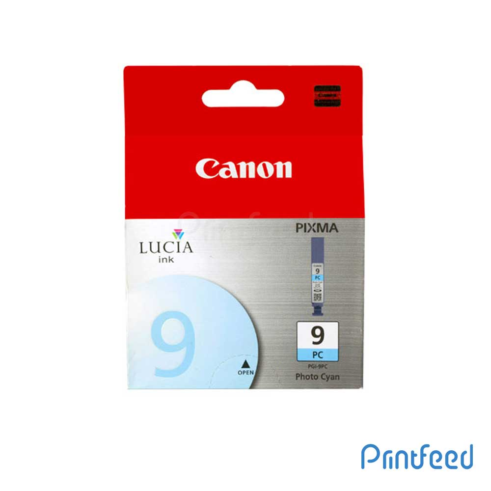 Canon PGI-9 Photo Cyan ink Cartridge