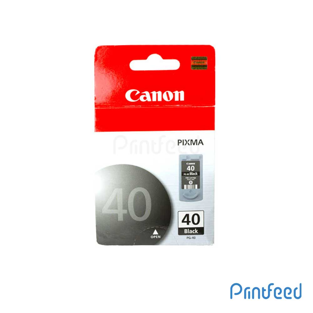 Canon PG-40 Pigment Black ink Cartridge