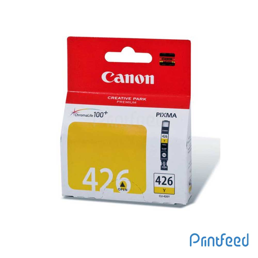 Canon CLI-426 Yellow ink Cartridge