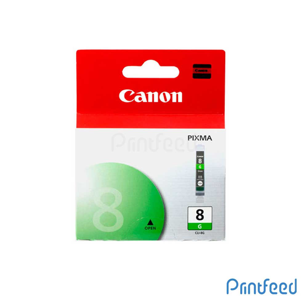 Canon CLI-8 Green ink Cartridge