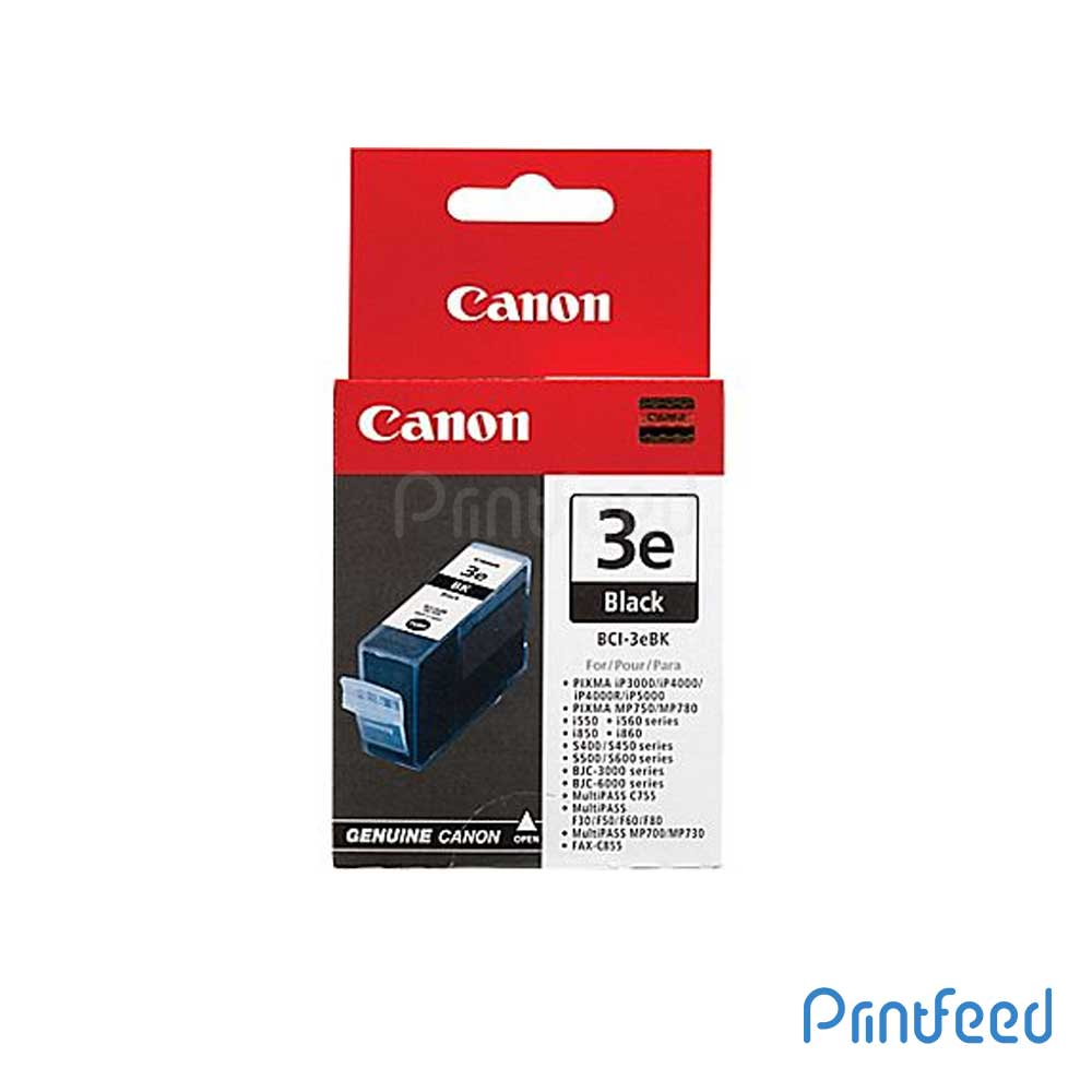 Canon BCI-3e Photo Black ink Cartridge