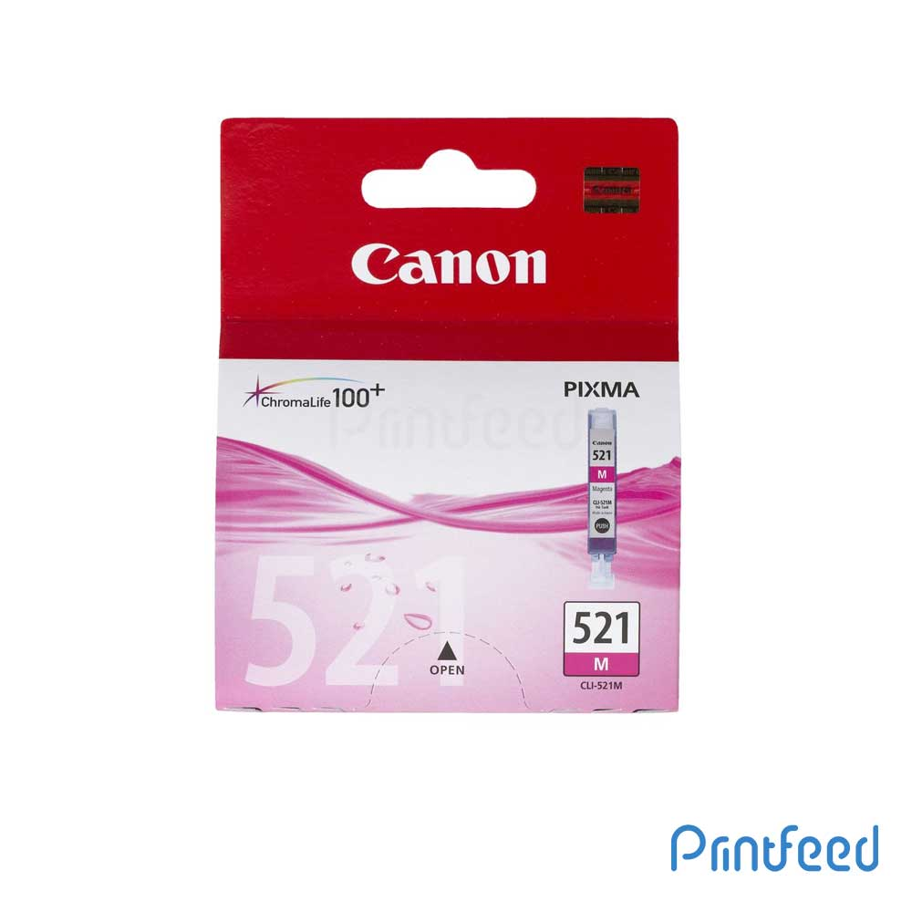 Canon CLI-521 Magenta ink Cartridge