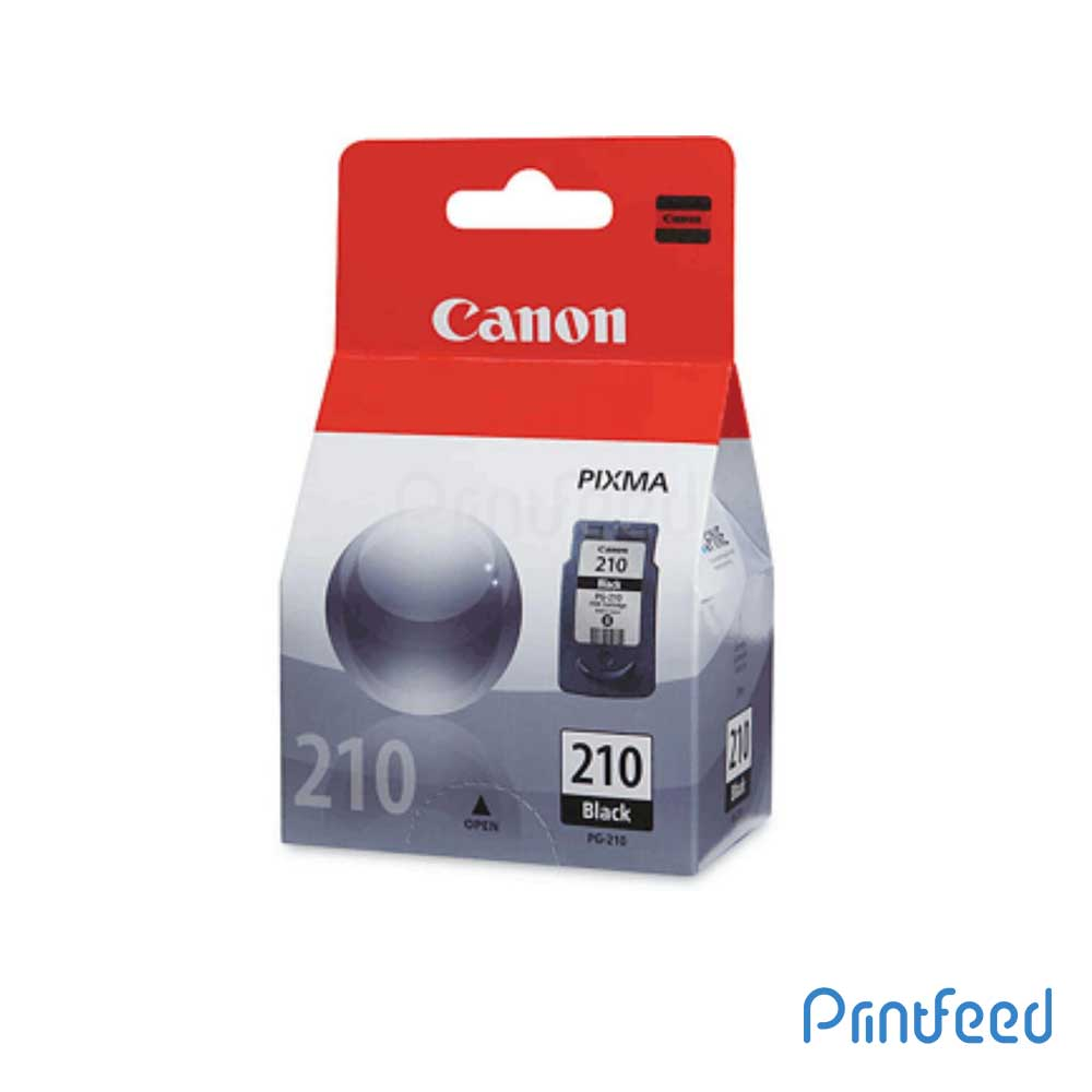 Canon Inkjet 210 Black Cartridge
