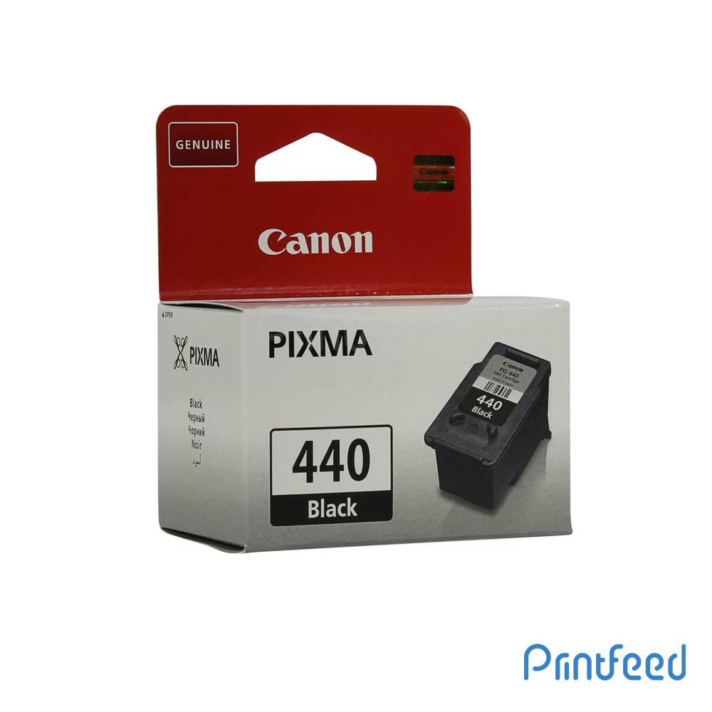 Canon PG-440 Pigment Black ink Cartridge