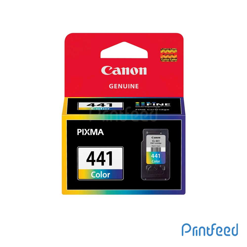 Canon CL-441 Tri-Color ink Cartridge