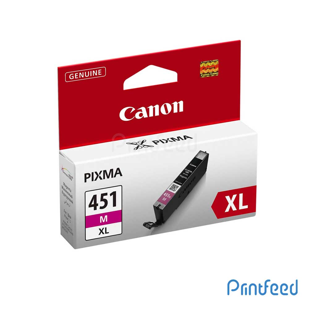 Canon CLI-451XL Magenta ink Cartridge