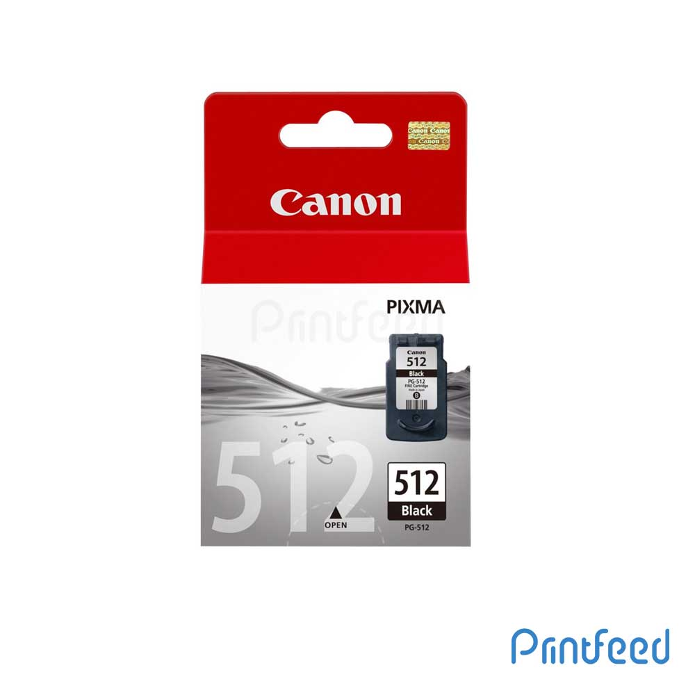 Canon PG-512 Pigment Black ink Cartridge
