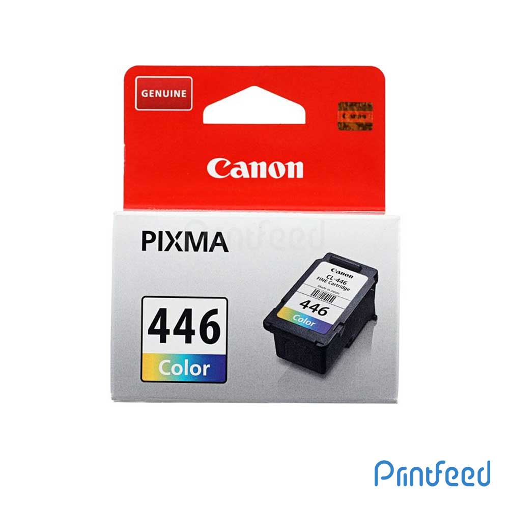 Canon CL-446 Tri-Color ink Cartridge