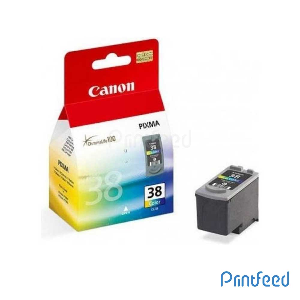 Canon CL-38 Tri-Color ink Cartridge