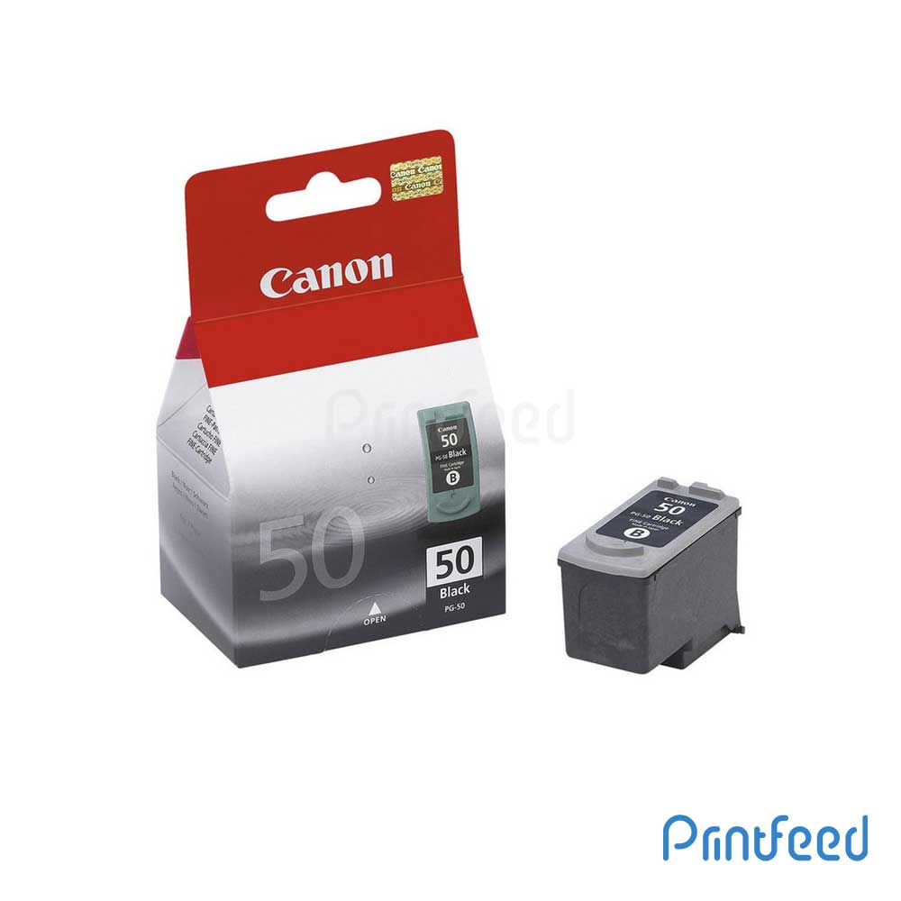 Canon PG-50 Pigment Black ink Cartridge