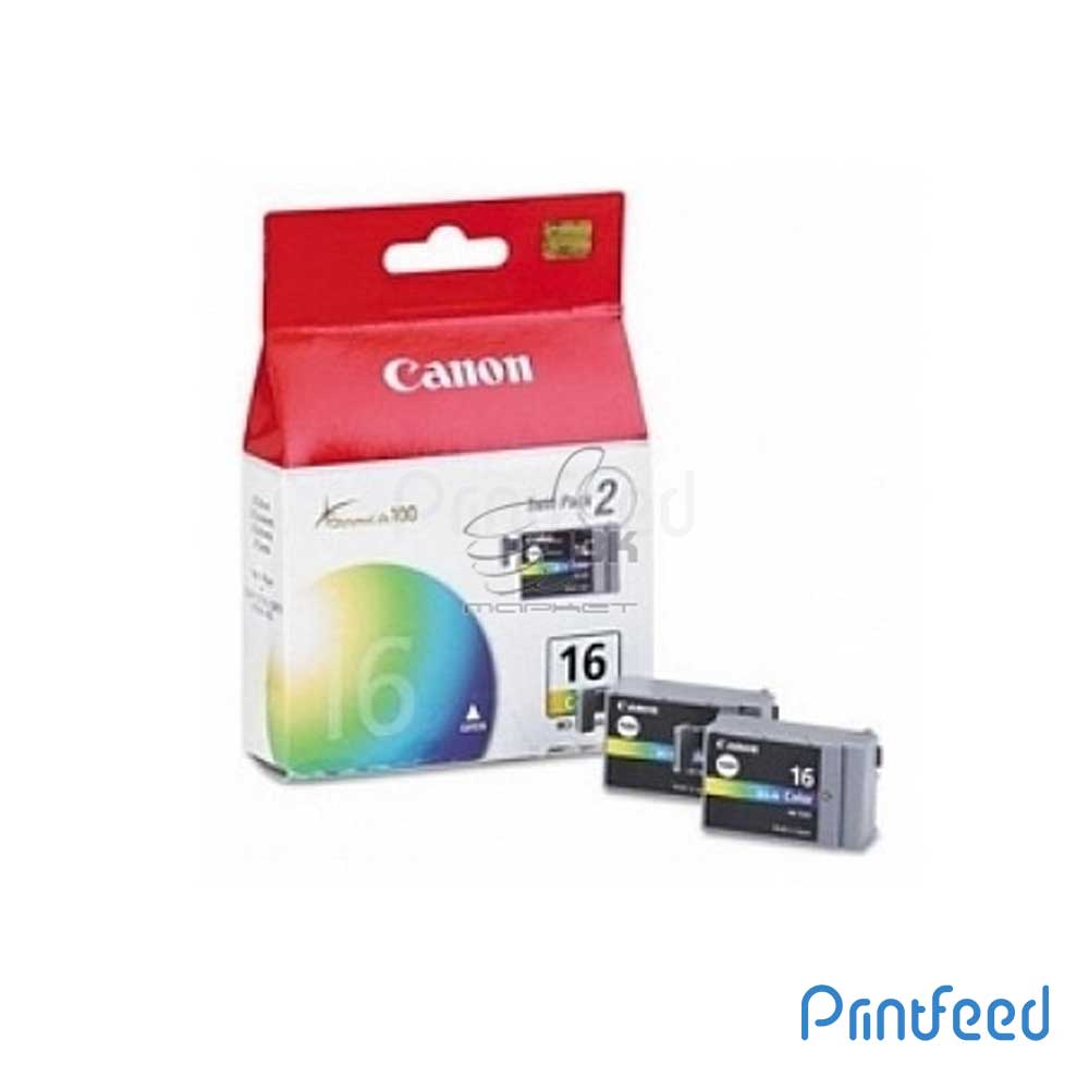 Canon BCI-16 Tri-Color ink Cartridge