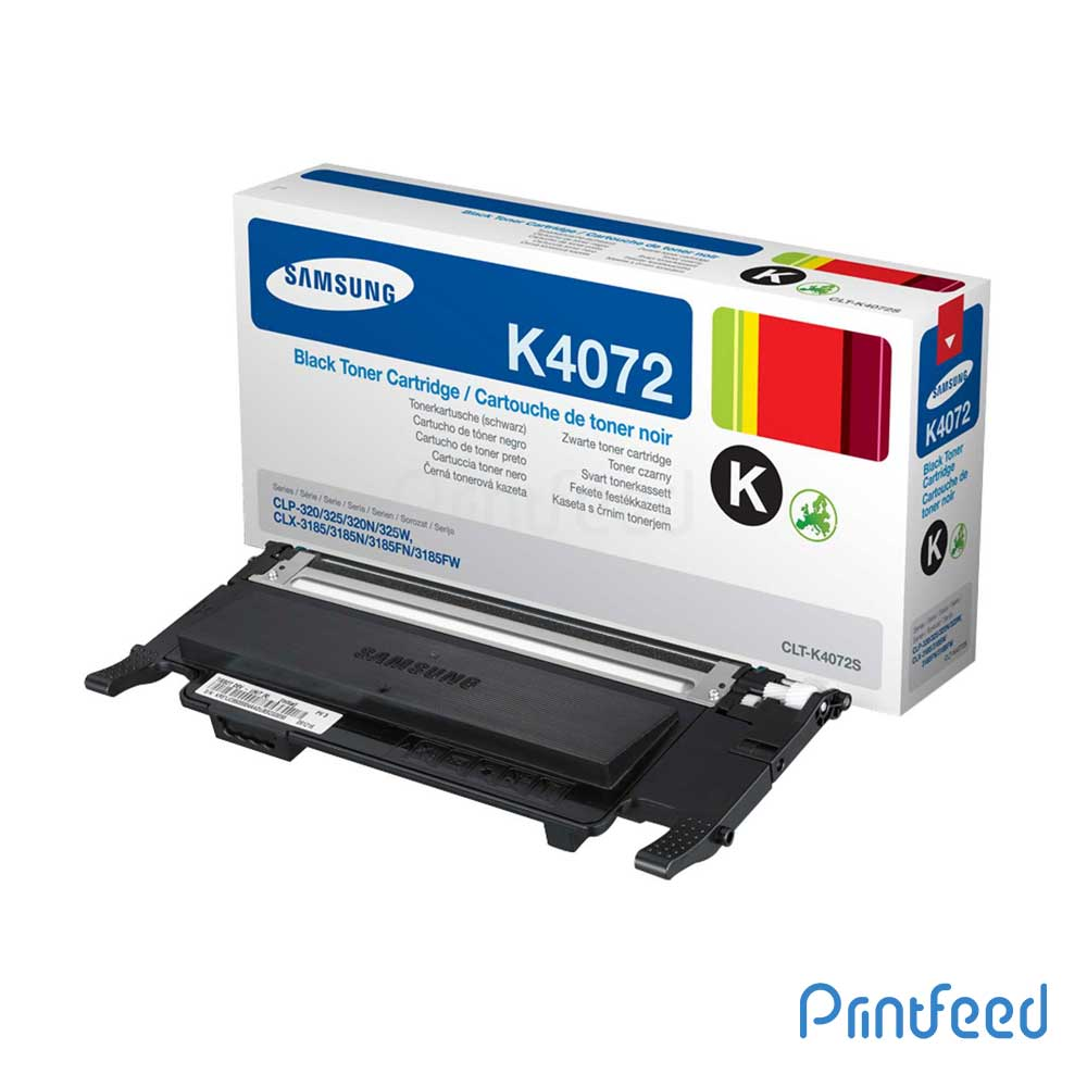 Samsung CLT-K4072 Toner Cartridge